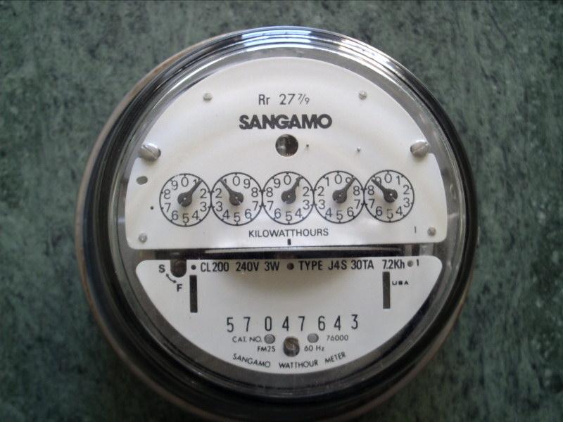 Used Electric Meters